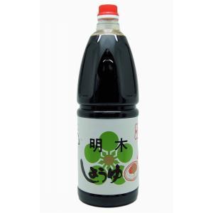 【山口県】明木醤油 寿 1800ml|yamaguchikaiseidou