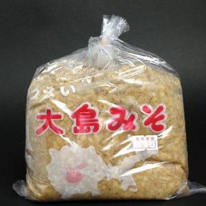 【山口県】【周防大島町】【大島みそ】麦みそ850g|yamaguchikaiseidou