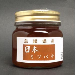 【天然】【島根県産はちみつ】【希少】津和野の日本ミツバチ はちみつ300g|yamaguchikaiseidou