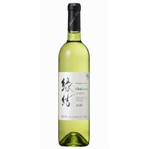 【日本で飲もう最高のワイン2017ゴールドメダル受賞】島根わいん縁結シャルドネ ヴィンテージ 720ml【島根県】【出雲市大社町】【島根ワイン】|yamaguchikaiseidou