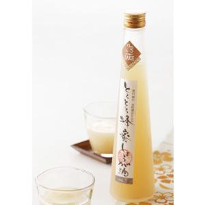 【岡山県】【赤磐市西中】【室町酒造】とろとろ蜂蜜しょうが酒 300ml