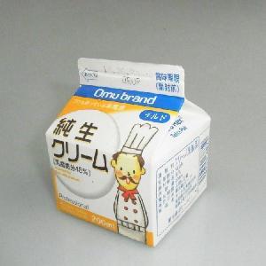 『純生クリーム 200ml』48%