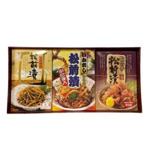 味の海翁堂 松前漬セット3種 [冷凍]|yamaharu808