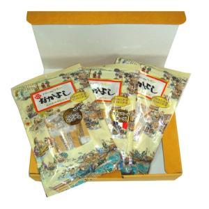 花万食品 なかよし3種セット 80g×3袋|yamaharu808