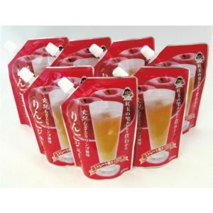 青森県産りんご100%ストレート果汁ジュース 200ml×10個入|yamaharu808