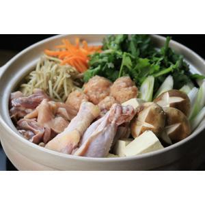 青森シャモロック特選地鶏鍋セット|yamaharu808
