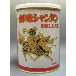 創味 シャンタン デラックス 1kg 缶