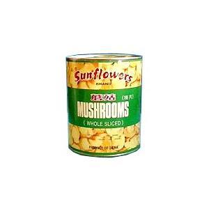 マッシュルーム スライス 2号缶 総量 850g