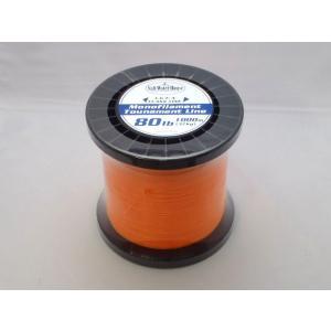 トーナメントライン 80lb 1000m オレンジ ソルトウォーターハウス カジキ ビッグゲーム|yamakazufishing