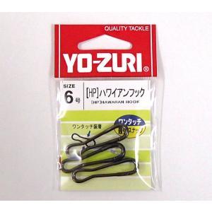 ハワイアンフック 6号 YO-ZURI デュエル DUEL カジキ ビッグゲーム|yamakazufishing