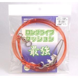 ロングライフクッション 6mm×1m 人徳丸 最強クッションゴム|yamakazufishing