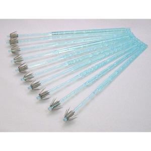 ミサキ ダイヤ針 ブルー10本 18cm1段針 misaki イカ角 スルメイカ|yamakazufishing