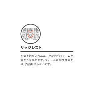 thermarest サーマレスト リッジレストソーライト/シルバー/セージ/S 30206 スリーピングマット シルバー|yamakei02|06