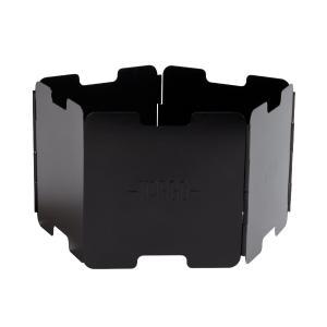 vargo バーゴ バーゴ /アルミニウム ウインドスクリーン/ ブラック T-422 ウインドスクリーン|yamakei02