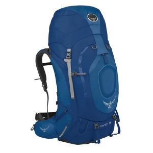 OSPREY オスプレー ジーニス 75/メディタラニアンブルー/L OS50030 ザック ブルー
