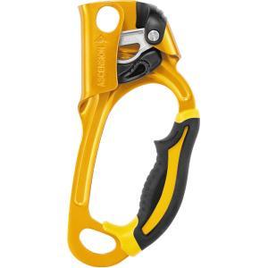 PETZL(ペツル) ROPE CLAMPS アッセンション 右手用/Right B17ARA スポーツ アウトドア 登山 アッセンダー アウトドアギア