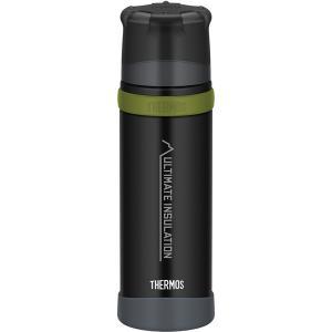 THERMOS サーモス 山専ステンレスボトル マットブラック MTBK 0.5L FFX-501 ウォータージャグ|yamakei02