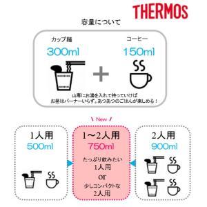 THERMOS サーモス 山専ステンレスボトル マットブラック MTBK 0.5L FFX-501 ウォータージャグ|yamakei02|03