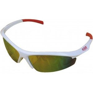 JR GEAR ジェイアールギア Cerro Sun Glass Set /White 10 ASG00110 スポーツサングラス ホワイト|yamakei02