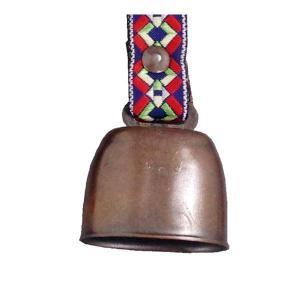 Highmount ハイマウント 消音ケース付カウベルL 13548 ロッジテント