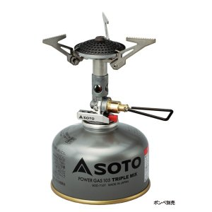SOTO ソト 新富士バーナー マイクロレギュレーターストーブ SOD-300S-24 JANコード...