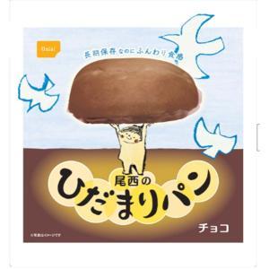 尾西食品 尾西のひだまりパン チョコ 単品販売1個 45-C セーフティ|yamakei02