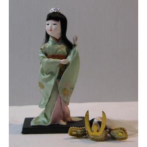 日本人形 宇平人形 T-9|yamaki-netshop