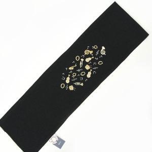 半襟 刺繍 あじゃん半衿|yamaki