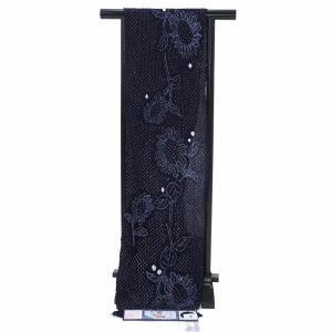 浴衣 反物 絞り 伝統工芸有松・鳴海絞ゆかた反物 お仕立て付|yamaki