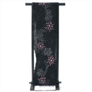 絞り浴衣反物 花柄|yamaki