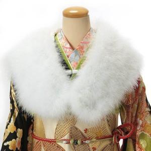 ショール フェザーショール 化粧箱入 着物ショール|yamaki