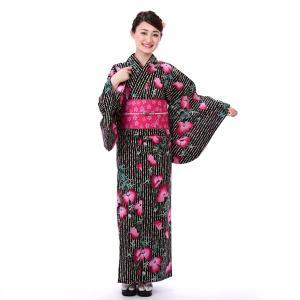 ゆかた 女性 そしてゆめ 3点セット|yamaki
