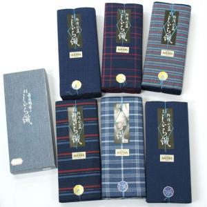 しじら織 反物 伝統工芸品 阿波藍染 日本製 全6種類|yamaki
