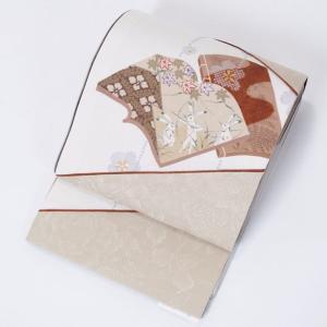 京袋帯 嵐山よしむら 正絹 仕立て上がり品|yamaki