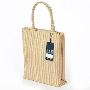 和装バッグ 金襴バッグ 日本製 礼装 フォーマル 着物バッグ サブバッグ 和柄 ゴールド|yamaki