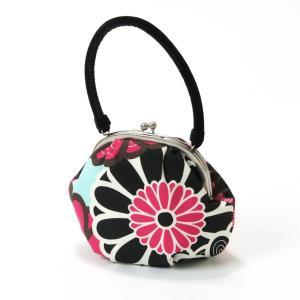 和装バッグ 和柄 がま口バッグ 日本製|yamaki