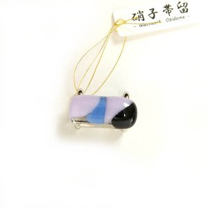 帯留 ガラス 着物用 浴衣用 日本製|yamaki