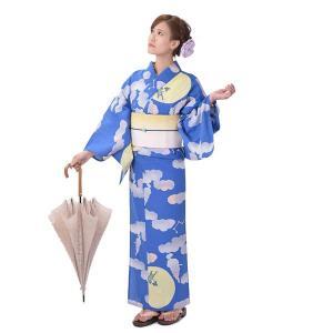 ゆかた 女性 単品 tsumori chisato ツモリチサト 下駄・竹のうちわプレゼント中|yamaki