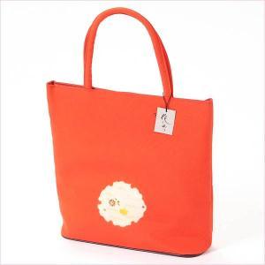 和装バッグ フォーマル カジュアル サブバッグ 大きめ 和柄 正絹|yamaki