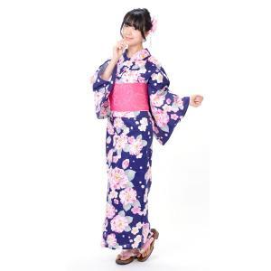 浴衣 レディース 山本彩 3点セット 綿  フリーサイズ|yamaki