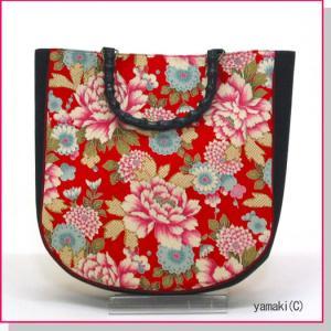 和装バッグ カジュアル 着物バッグ 大きめ 和柄|yamaki
