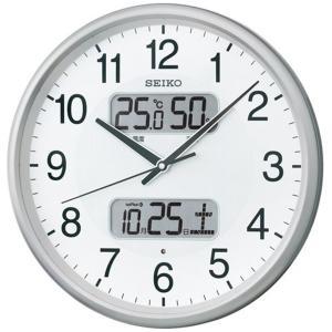 SEIKO セイコークロック 電波掛け時計 K...の関連商品2
