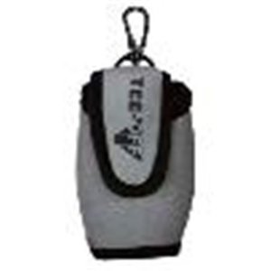 LEZAX TEE-OFF ボールケース TOAC-2501 SV|yamakishi