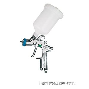 アネスト岩田 水性塗料専用スプレーガン ノズル口径 Φ1.4mm W-400WB-142G|yamakishi