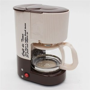 ヒロコーポレーション コーヒーメーカー(5杯分用) HC-501|yamakishi