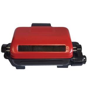 ヒロコーポレーション 両面焼き万能ロースター レッド HX-6010|yamakishi