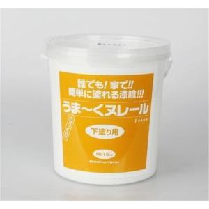 日本プラスター うま〜くヌレール 【下塗り用】  5kg yamakishi
