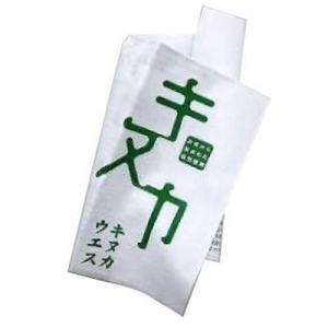 日本キヌカ株式会社 自然塗料(オイルフィニッシュ)キヌカ塗布専用ウエス 1枚 yamakishi