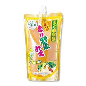 まつや とり野菜みそ スパウトパック 500g|yamakishi