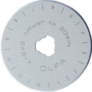 OLFA オルファ 円形刃45ミリ替刃 1枚入 ブリスター RB45-1 (C-C45)